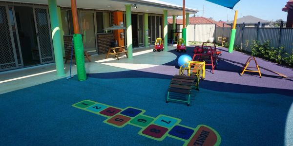 NEW FAMILY OWNED & OPERATED CHILDCARE CENTRE ON SMALL SITE - designed by Archizen Architects Sydney