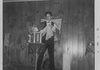 Gene M. Alcorn IV performing magic at the age of 16