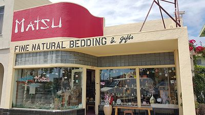 Matsu Fine Natural Bedding & Gifts flagship store