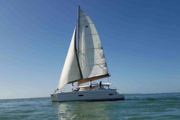 Sail Bolero 4 Hour Charter In The Gulf of Mexico Catamaran Tours
