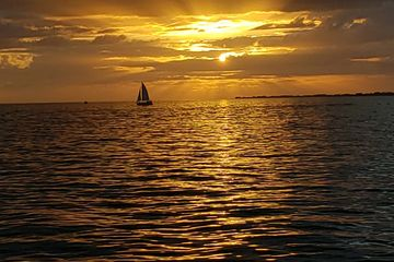Sail Bolero Magical Sunsets Catamaran Tours Building Memories one sunset at a time