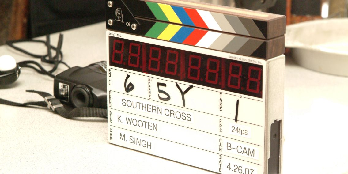 Southern Cross film shoot