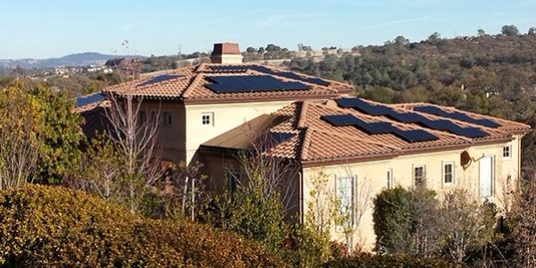 11.985 kW array - 43 Canadian Solar CS6P 255M, 43 Enphase M215-60-2LL-S2x Micro Inverters