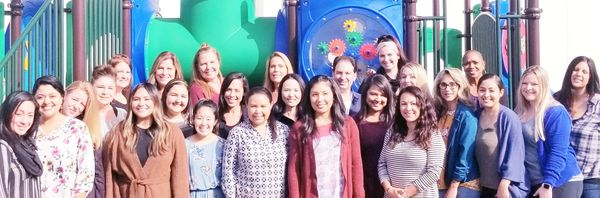 The Teachers at Beach Cities Montessori in El Segundo, CA.