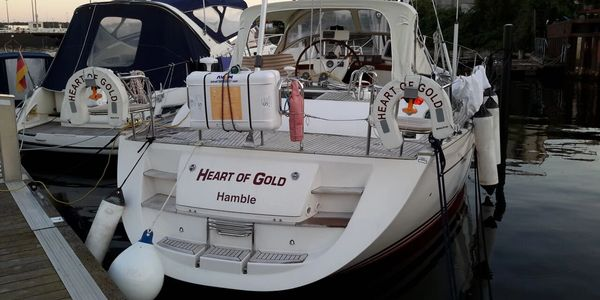 Yacht Delivery Solutions delivered this yacht 'Heart Of Gold'.