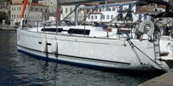 Yacht Delivery Solutions delivered this yacht