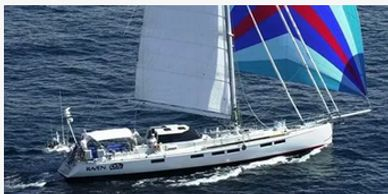 Yacht Delivery Solutions delivered 'Raven' a sundeer 64 numerous times across the Pacific