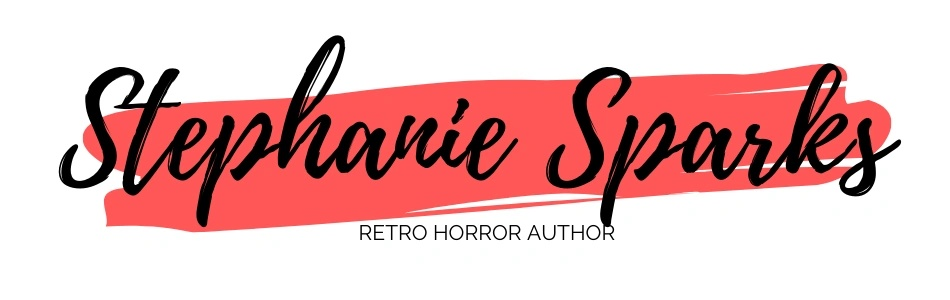 STEPHANIE SPARKS ~ retro horror author ~