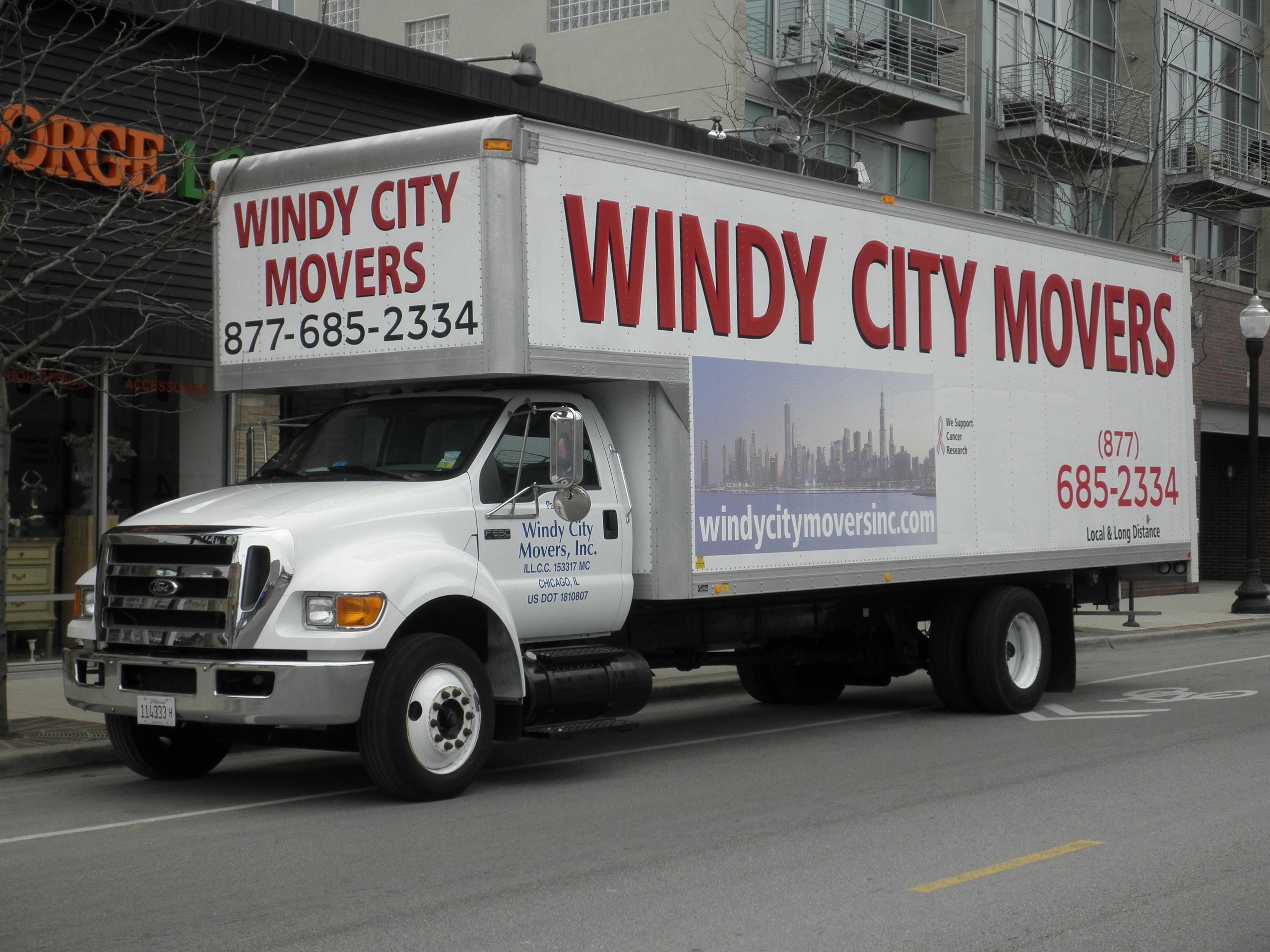 Windy City Movers - Local Chicago Moving Company