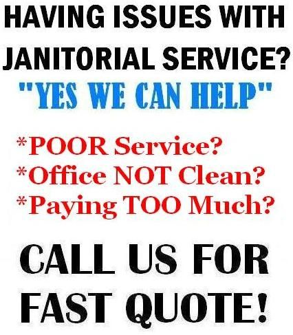 """YES WE CAN HELP""  FrezCo Janitorial℠"