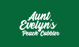 Aunt Evelyn's Peach Cobbler