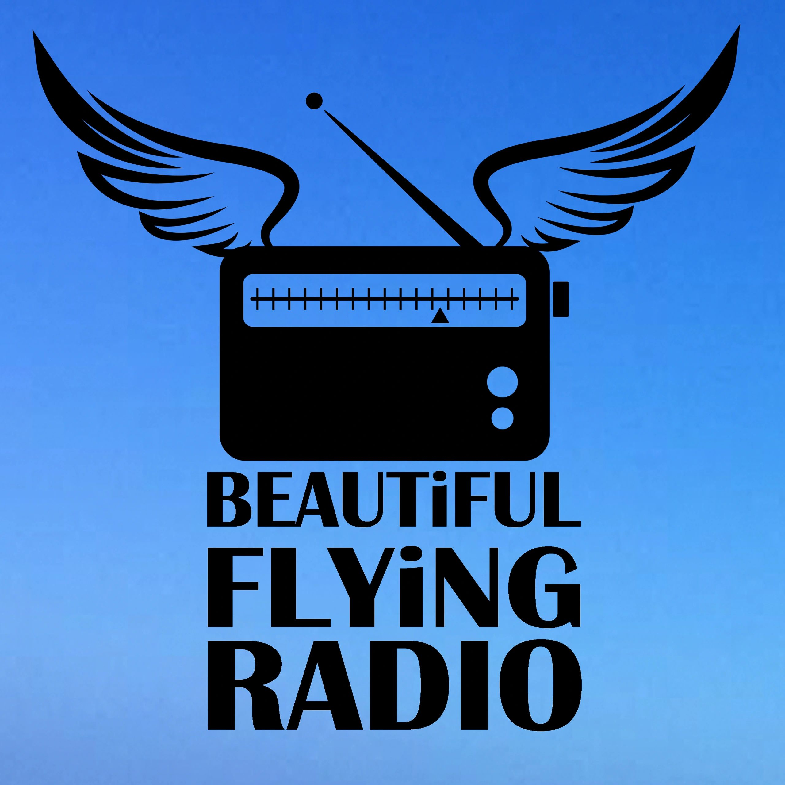 Beautiful Flying Radio logo