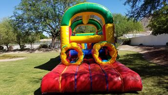 Obstacle course - inflatable event rentals AZ