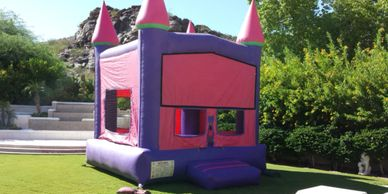 Girl bounce house rental - Bounce house rentals in Phoenix