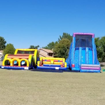 Water slide rentals and bounce house rentals AZ