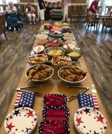 Memorial Day Potluck