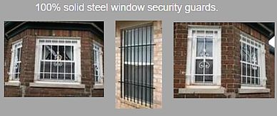 Fixed and Mounted Window Guards