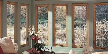 Casement Vinyl Replacement Window