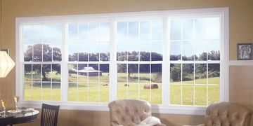 Vinyl Replacement Window set of 4