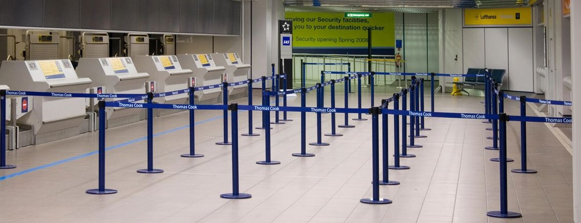 Barriers; Retractable Barriers; Fixed Queuing Systems.
