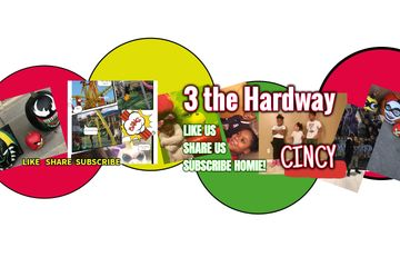 3 The Hardway Cincy Banner