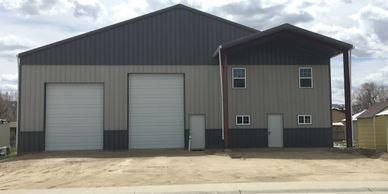 Outstanding Warehouse/Office/Living Space available For Sale w/approx. 5,412 sq. ft. Sits on app