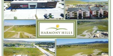 Casper, WY Land For Sale - Harmony Hills - SW Wyoming Blvd - Cornerstone Real Estate
