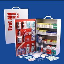 We Sale and Service Businesses and Organizations with First Aid Kits