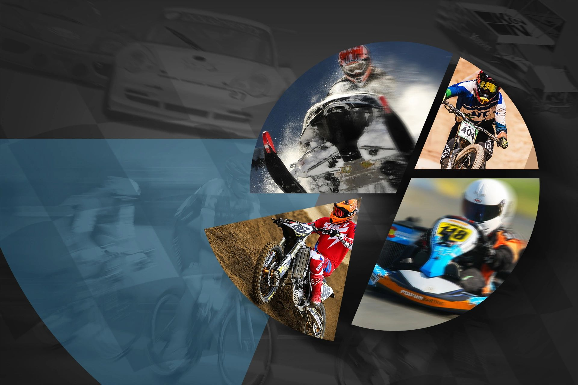 Hi-Performance RFID scoring and timing systems for snowmobile, motocross, karting, racing and more.