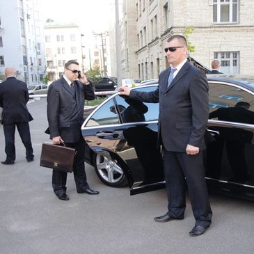 Executive Protection and Security Servcies