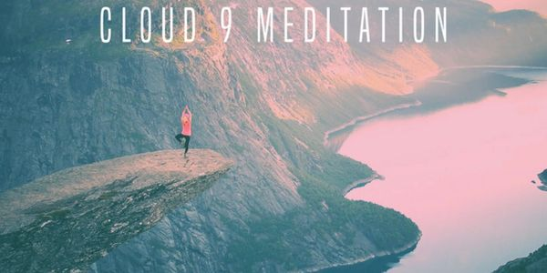 Cloud 9 An Aerial Experience of Physical and Spiritual Healing Open to all levels of practice. Enjoy