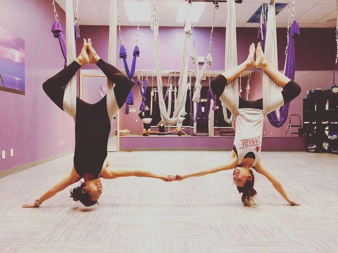 Yoga Lab Yoga Spin Studio Antigravity Hot Yoga Yoga