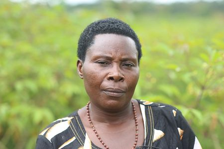 Jemima is a smallholder farmer in Uganda. Darko has worked with her to communicate about innovation.