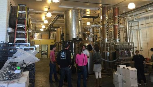 washington dc distillery tour