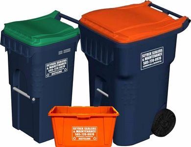 Residential Garbage Disposal and Recycling services in Rochester, NY.