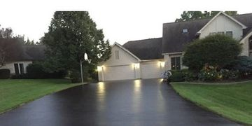 Driveway Sealing, Driveway Sealcoating in Rochester NY