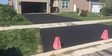 Driveway Sealing and Driveway Repair in Rochester NY