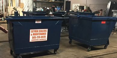 Commercial Garbage Disposal Services in Rochester, NY.