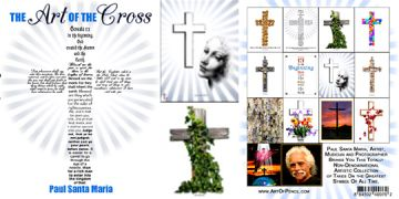 Gorgeous images of the Cross, non-denominational, inspirational for daily life.