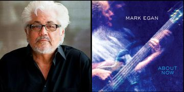 Larry Coryell, Mark Egan discuss The Guitar Explained book by Paul Santa Maria, master guitarist