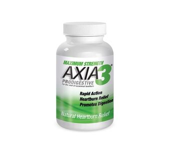 MAX STRENGTH NATURAL HEARTBURN RELIEF, NATRICA, AXIA ESSENTIALS