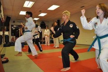 Kimudo class is where discipline and precision are being tuaght through drills and exercizes.