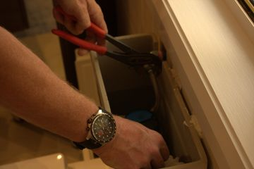 Toilet repairs, repaired by plumber at Mudgeeraba, Gold Coast