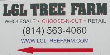 Lgl Tree Farm Home