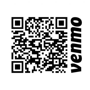 Scan to send some love and appreciation for the work I do. Or search Venmo user ID: thejoshuapayne