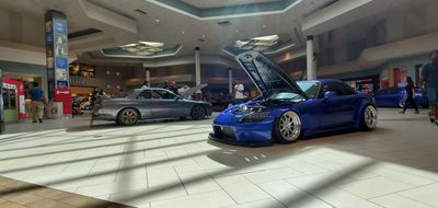 Blue Honda S2000 by Cornelius Hardy Photograpy