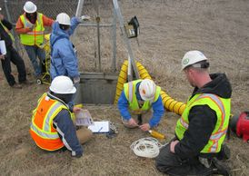 Hazwoper Training Permit Required Confined Space