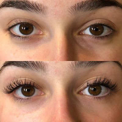 Eyelash Extensions at Unlimited Potential - a skincare studio in Guilford, CT