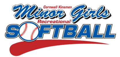 Cornwall Kinsmen Minor Girls Softball