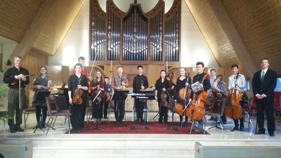 Phinney Ridge Youth Orchestra in Seattle